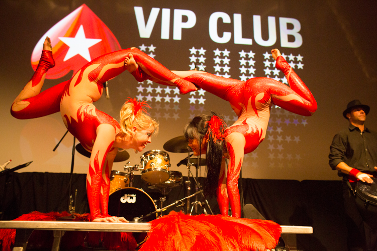 Стартует PokerStars VIP Club Live