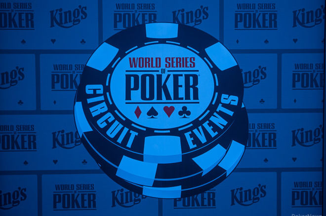 Чемпионат WSOP Global Casino пройдет 7-9 августа в Чероки